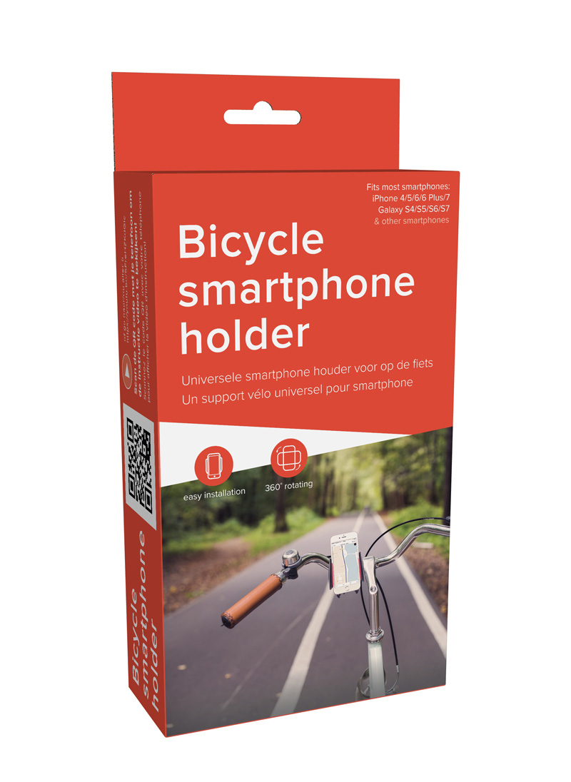 bicyclke-smartphone-holder